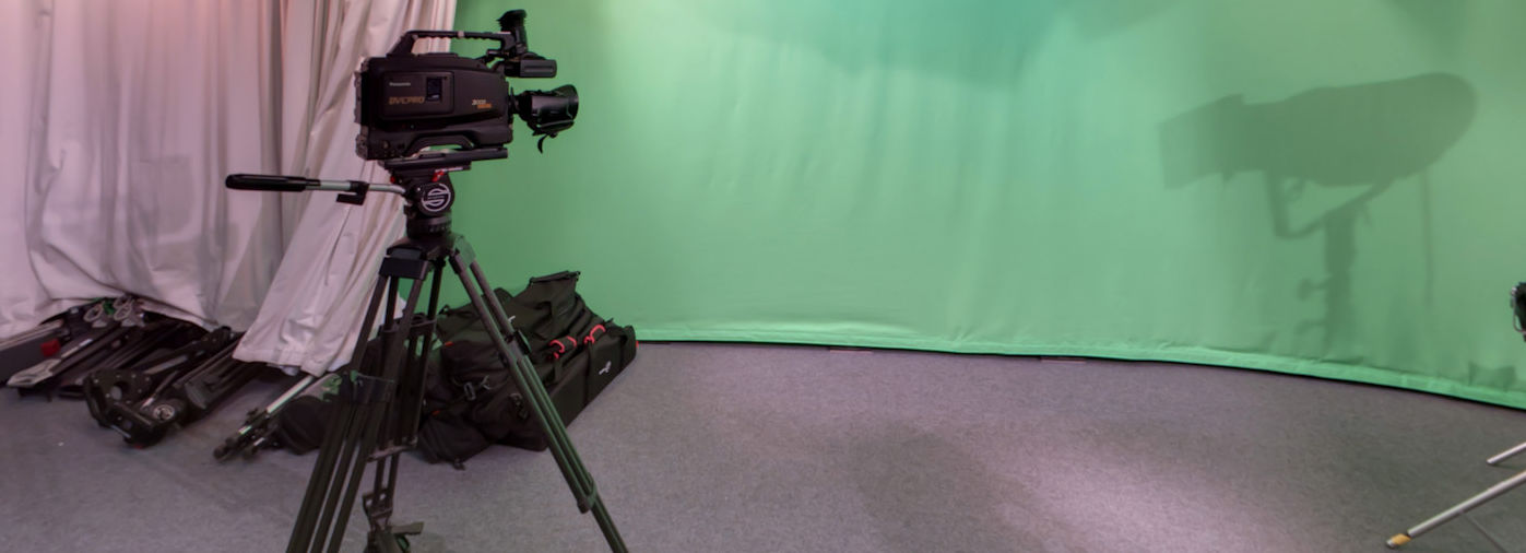 Zum 360° Panorama: Medienzentrum