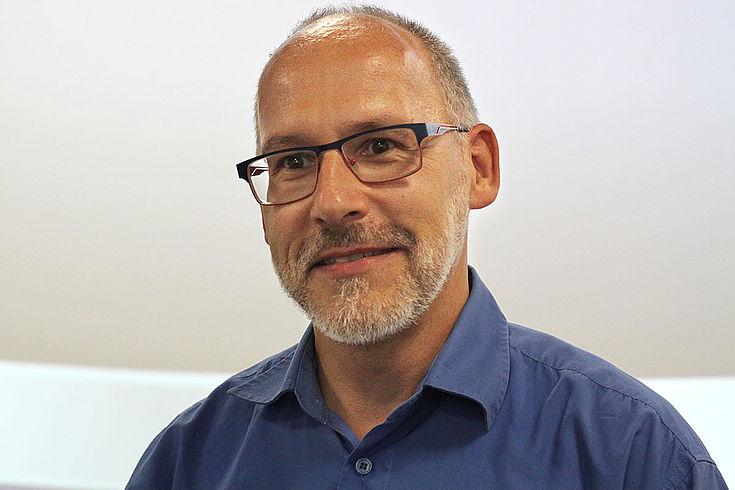 Norbert Stäblein, stellvertretender Chefredakteur und Leiter Personaleinsatz
