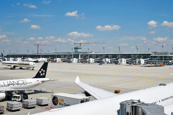 Der Satellit für das Terminal 2 nähert sich der Fertigstellung