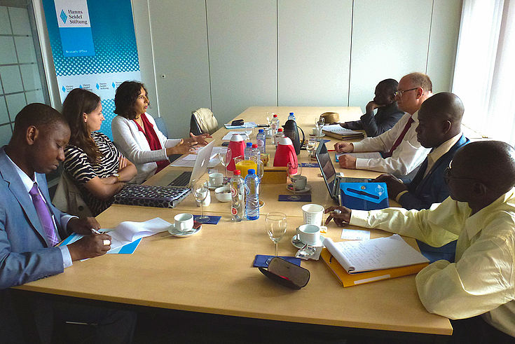 """Im Think-Tank """"European Centre for Development Policy Management"""" werden Strategien für eine gute Nachbarschaft zwischen Afrika und Europa entworfen"""