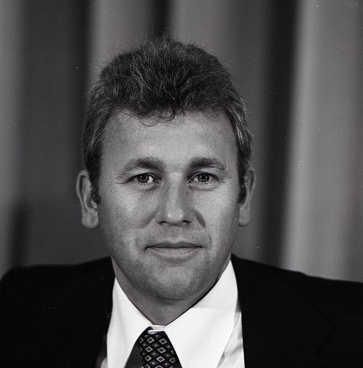 Manfred Baumgärtel, Hauptgeschäftsführer der Hanns-Seidel-Stiftung von 1991 bis 2004