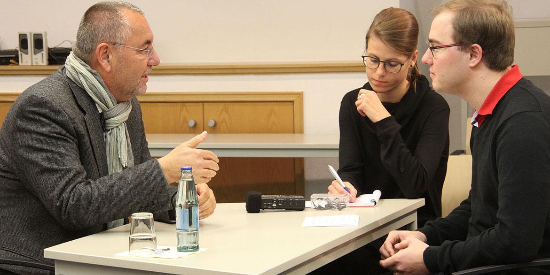 Interview mit dem Bad Staffelsteiner Bürgermeister Jürgen Kohmann