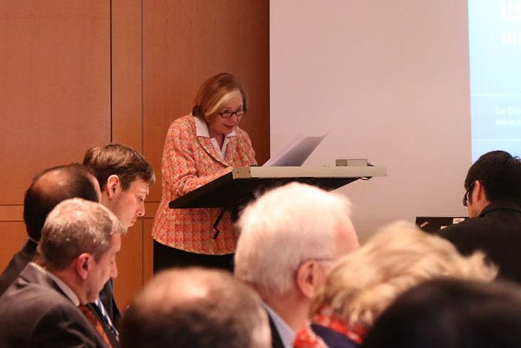 HSS-Vorsitzende Ursula Männle