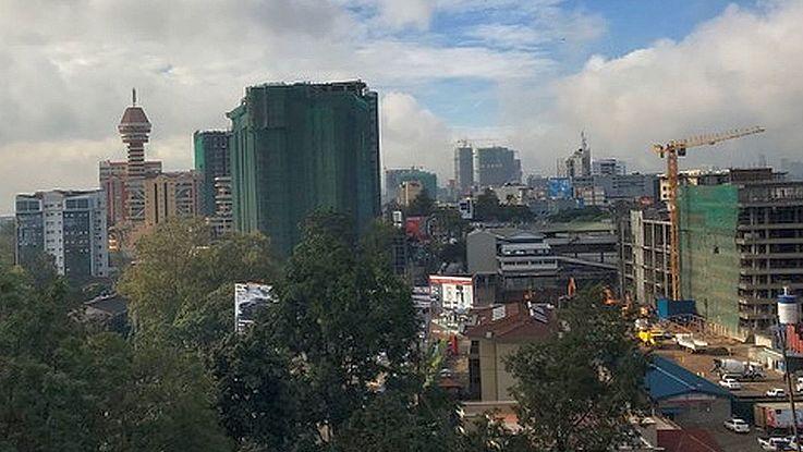 Auch Kenia ist von der Corona-Pandemie betroffen. Mit einem Smart Lockdown will die Regierung die Ansteckungsgefahr vor allem in Zentren wie Nairobi eindämmen