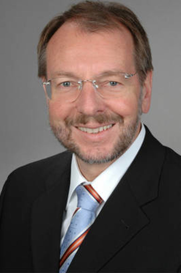 Generalsekretär Dr. Peter Witterauf