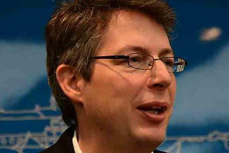 Markus Blume, MdL und Vorsitzender der CSU-Grundsatzkommission