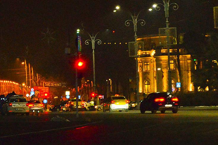 Wieder finden im Zentrum von Bukarest heftige Demonstrationen gegen Regierungsvorhaben statt.
