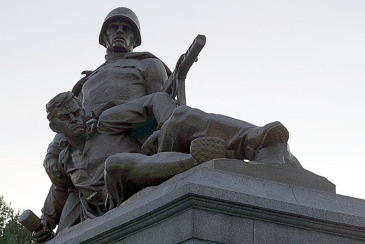 Russisches Kriegerdenkmal