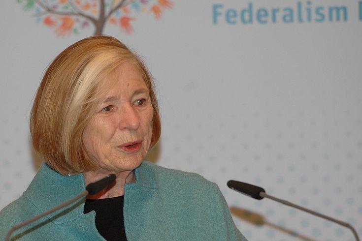 Der Föderalismus als Hoffnungsträger und friedensstiftendes Element sind für die Arbeit der Hanns-Seidel-Stiftung elementar.