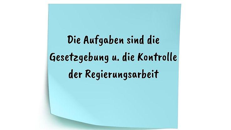 Definition Bundestag