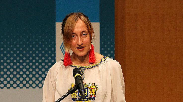 Marichka Yorchak aus Ternopil