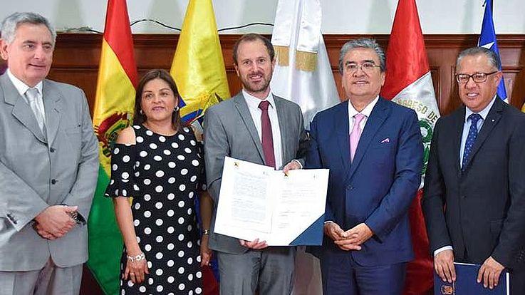 Regionale Integration in Lateinamerika