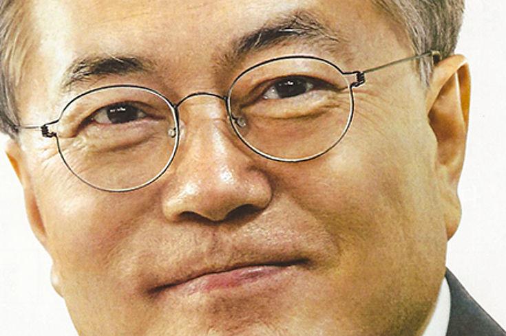 Moon Jae wurde zum 19. Präsidenten Südkoreas gewählt