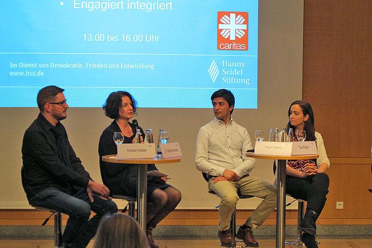 Welche Potentiale bietet das ehrenamtliche Engagement bei der Integration von Menschen mit Fluchthintergrund?