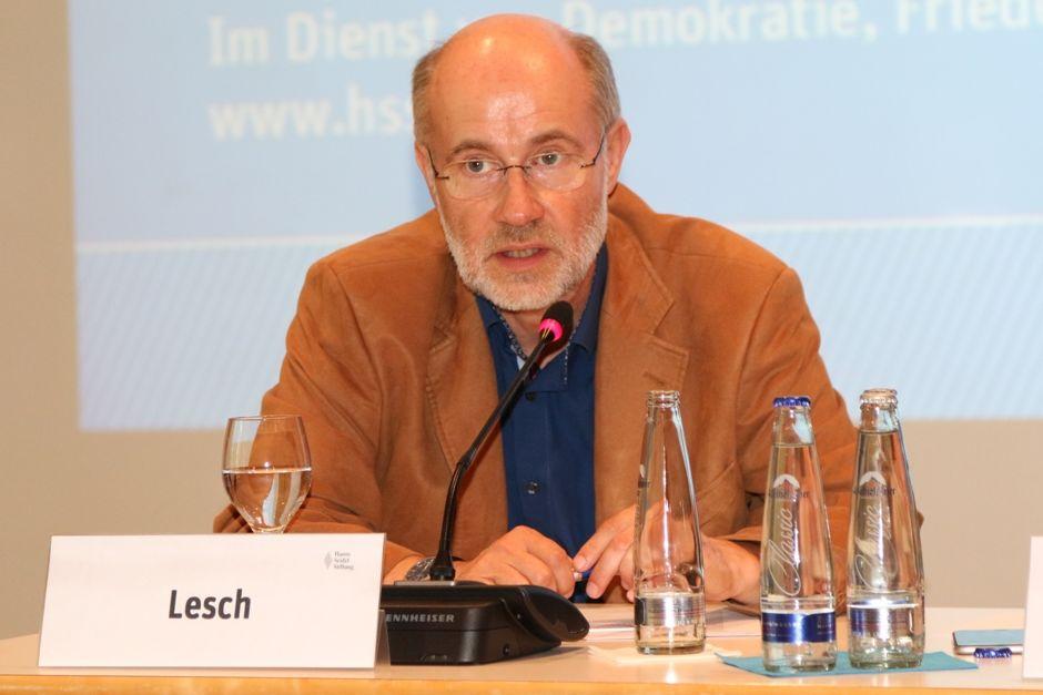 Prof. Dr. Harald Lesch