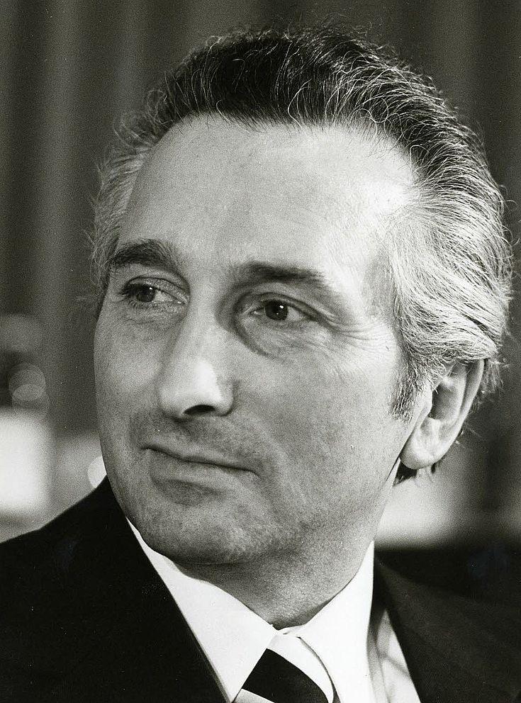 Dr. Hans Eisenmann 1976