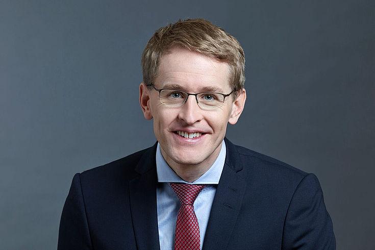 David Günther: Der Kieler ist seit 2014 Vorsitzender der CDU-Landtagsfraktion und seit 2016 auch der CDU in Schleswig-Holstein.
