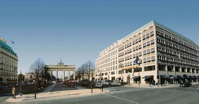 Die Verbindungsstelle der Hanns-Seidel-Stiftung in Berlin Unter den Linden 78