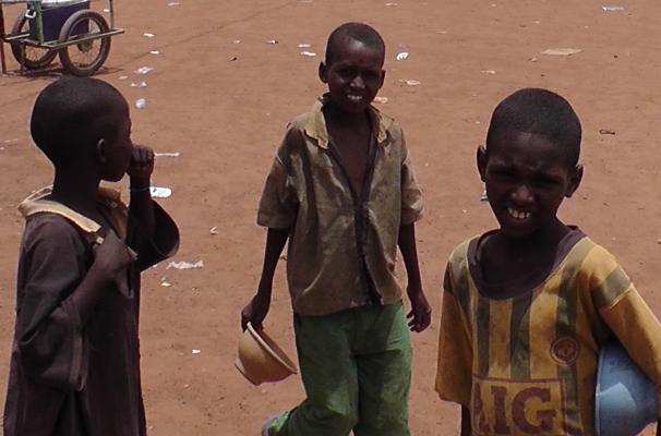 Kinder in Mali