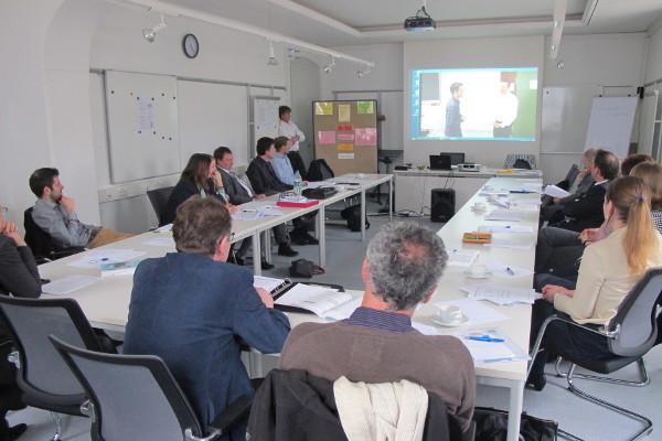 """Workshop """"Vom Lehrplan zum Unterricht"""""""
