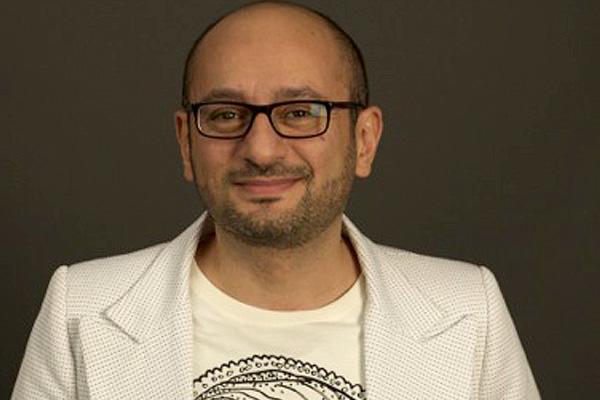 Der Regisseur Jafar Panahi