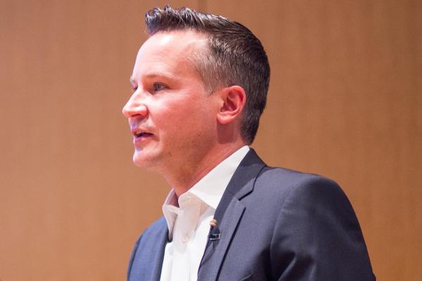 Richard Gutjahr ist Journalist, Moderator und ein bekannter Blogger.