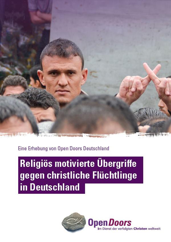 Diese Studie von Open Doors hatte im Vorfeld für Aufsehen gesorgt. © Open Doors Deutschland