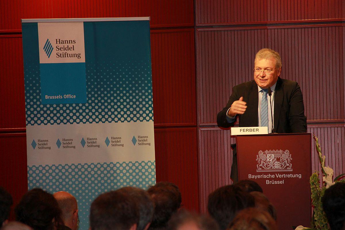Hanns-Seidel-Stiftung Brüssel