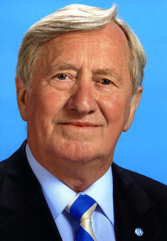 Hans Zehetmair (CSU, geb. 1936) war von 2004 bis 2014 Vorsitzender der Hanns-Seidel-Stiftung.
