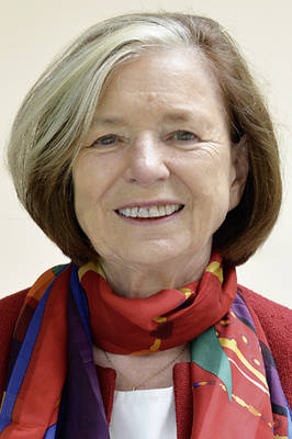 Vorsitzende Prof. Ursula Männle, Staatsministerin a. D.