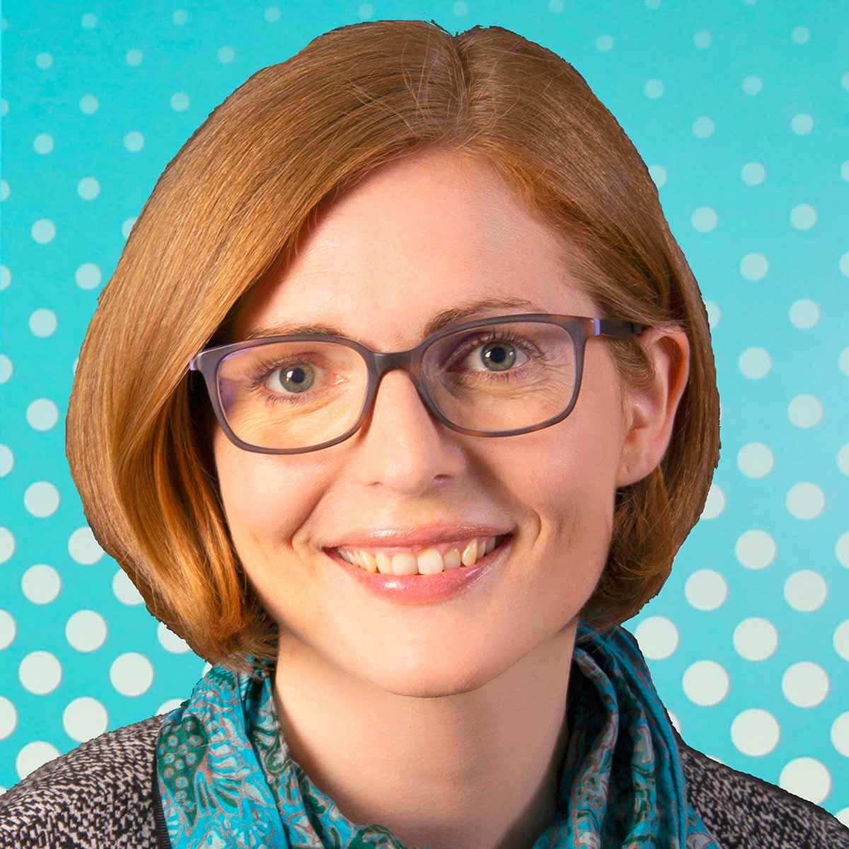 Koordinatorin EU-Projekte: Anne Schley