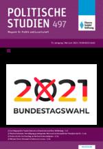 """Politische Studien 497 im Fokus """"Wie geht es weiter?"""""""