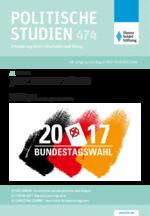 """Politische Studien 474 im Fokus """"Jede Stimme zählt!"""""""