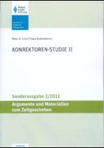 Konrektoren-Studie. 2. Vergleich der Ergebnisse der Befragungen 2002 und 2010 von Konrektor(innen) und Stellvertreter(innen) an Grund-, Haupt-, Mittel- und Förderschulen in Bayern