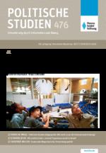 "Politische Studien 476 im Fokus ""Demokratie erfordert Politische Bildung"""