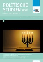 """Politische Studien 498 im Fokus """"1.700 Jahre jüdisches Leben in Deutschland"""""""
