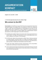 Wie extrem ist die AfD?