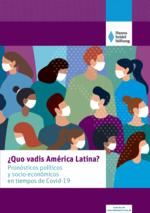 ¿Quo vadis América Latina?